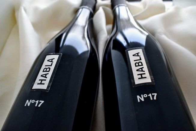 HABLA N° 17 (Bordeaux-Cuvee 2015)