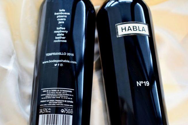 HABLA N° 19 (Tempranillo 2015) – Bild 4
