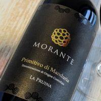 Primitivo di Manduria 2016 Morante 001
