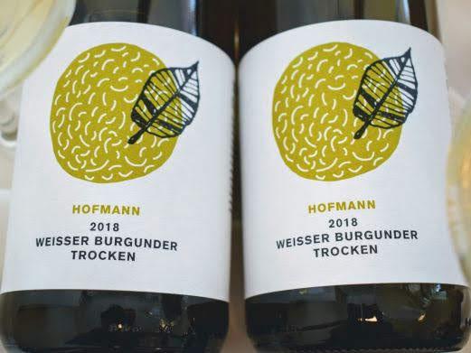 Weisser Burgunder 2018 FEDERBLATT