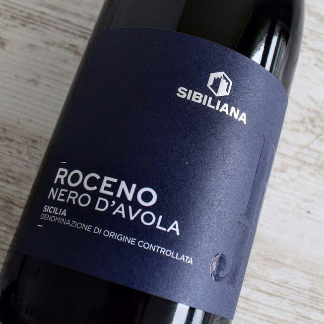 Nero d'Avola 2018 Roceno – Bild 1