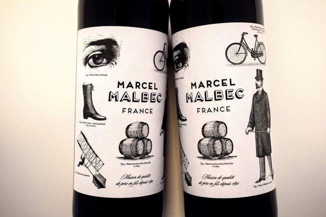 Malbec 2018 Marcel