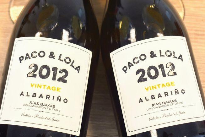 Albariño Vintage 2012 – Bild 3