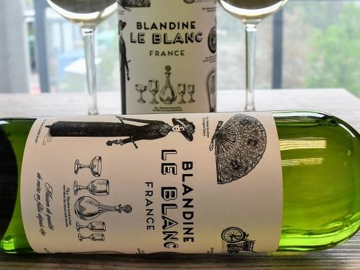 Le Blanc 2018 Blandine