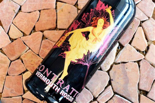 Contratto Vermouth Rosso – Bild 3