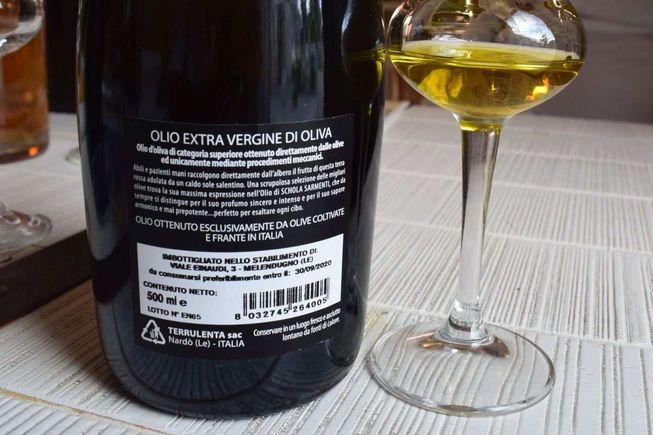 Schola Sarmenti - Olio di Oliva (Extra Vergine) – Bild 5