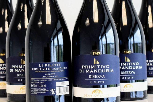 6er-Sparpaket Primitivo di Manduria Riserva 2015 Li Filitti – Bild 4