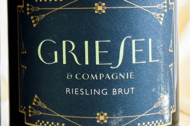 Griesel - Riesling 2016 brut – Bild 3