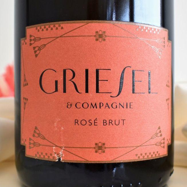 Griesel - Rosé 2016 brut – Bild 1