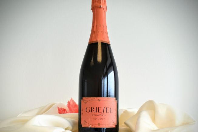 Griesel - Rosé 2016 brut – Bild 5