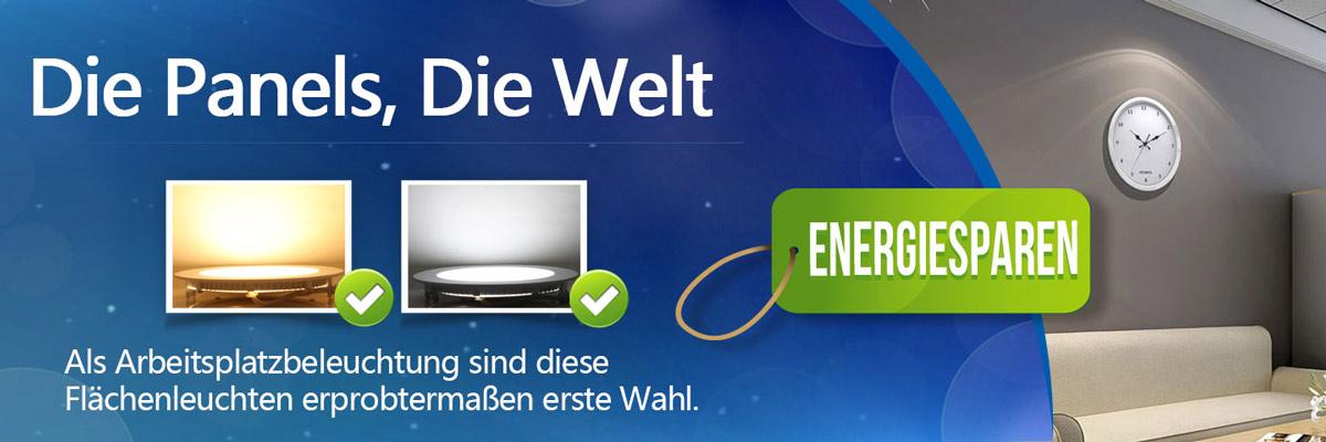 Bis zu 25% Energie sparen!