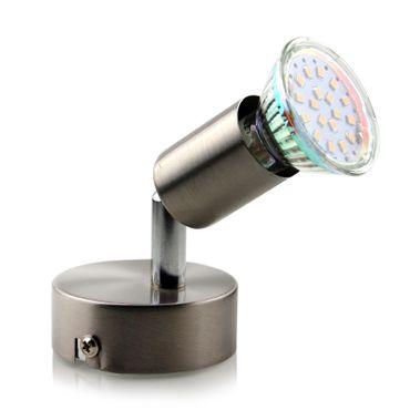 1-flammig LED Spot Strahler GU10 Deckenleuchte