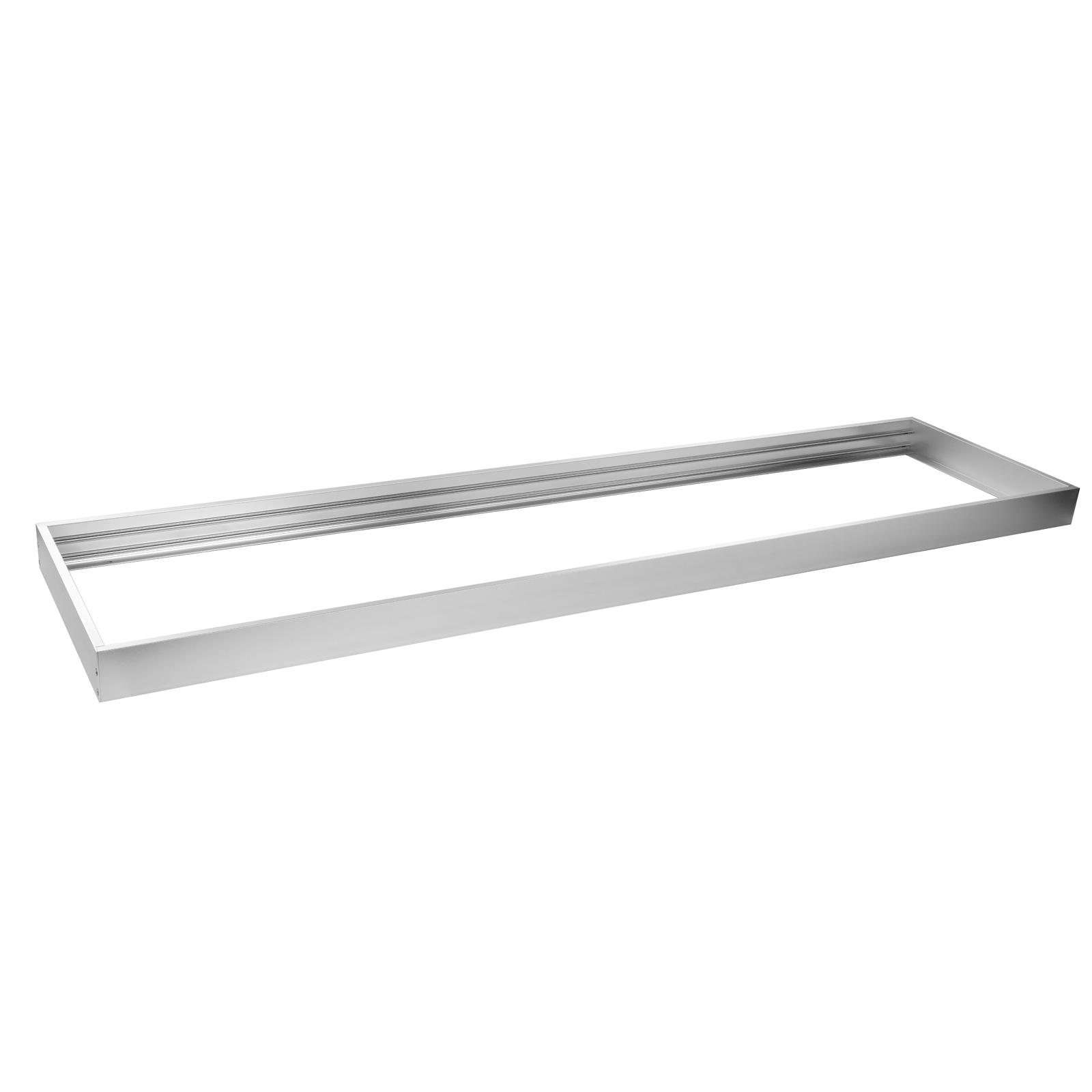 LED Panel Rahmen Halterung Anbaurahmen Aufputz für Decke Wand ...
