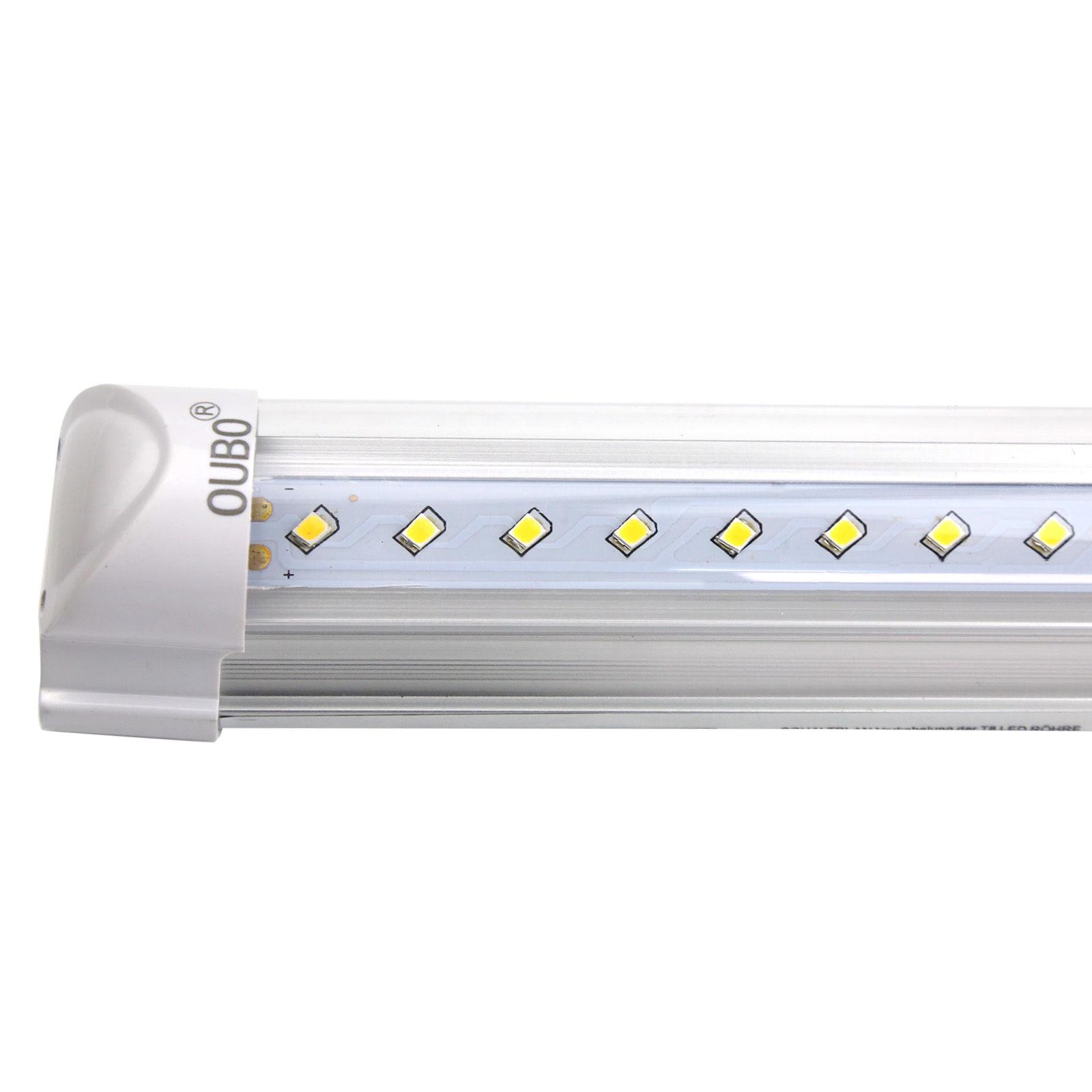 led leuchtstoffr hre komplett 150cm 120cm t8 lichtleiste. Black Bedroom Furniture Sets. Home Design Ideas