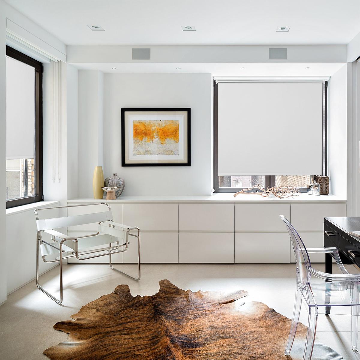 thermorollo verdunklungsrollo klemmfix ohne bohren thermo verdunkelung rollo ebay. Black Bedroom Furniture Sets. Home Design Ideas