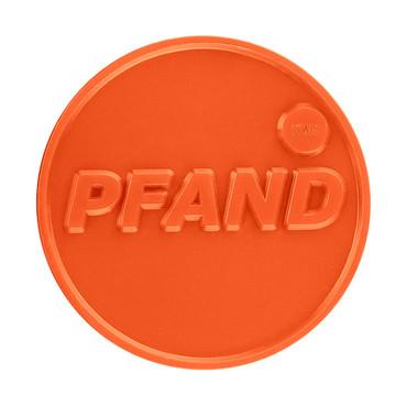 """Pfandmarken, ø30mm, Aufdruck: """"PFAND"""", viele Farben + Mengen, einsetzbar als Wertmarken Getränkemarken oder Essensmarken – Bild 13"""