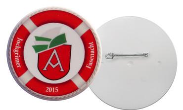 Buttons individuell bedruckt ø50mm, Ansteckbuttons mit Fotodruck Anstecker Abzeichen – Bild 1