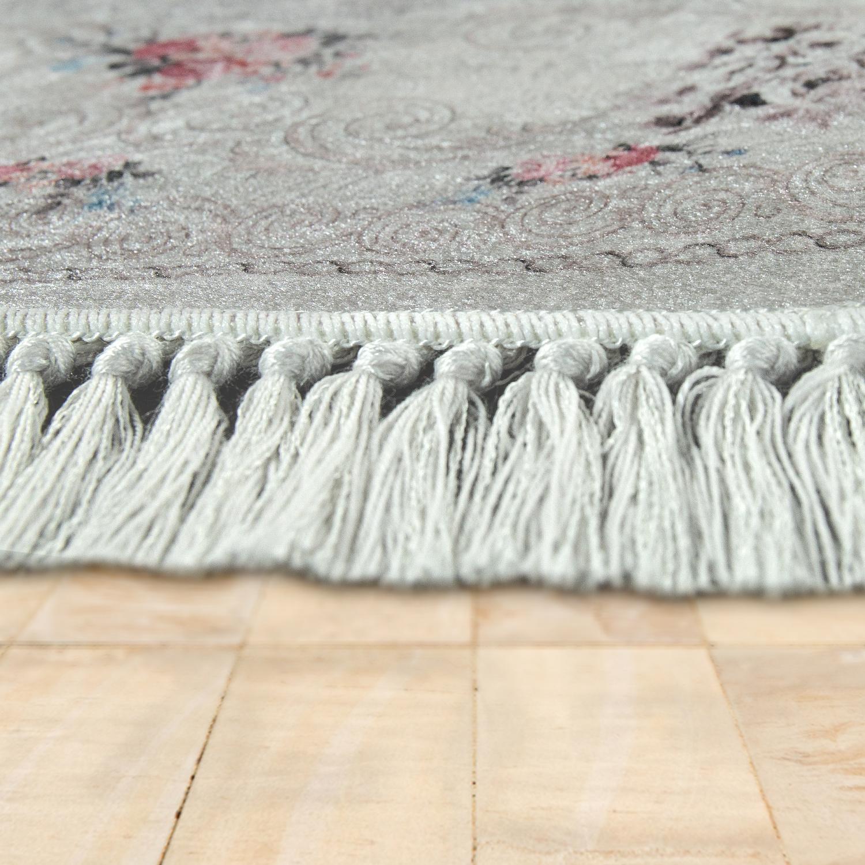 badezimmer teppich set shaby chic creme teppichcenter24. Black Bedroom Furniture Sets. Home Design Ideas