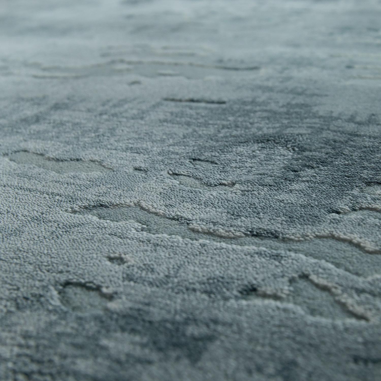 designer acryl teppich hochwertig modern used look abstrakt 3d effekt t rkis teppiche vintage. Black Bedroom Furniture Sets. Home Design Ideas