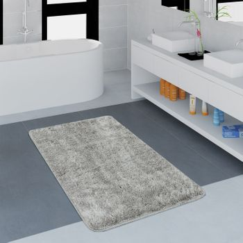 Bathroom Rug One-Colour Soft Cosy In Various Sizes And Colours – Bild 2