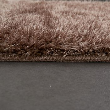 Deep-Pile Bathroom Rug One-Colour Non-Slip In Various Sizes And Colours – Bild 9