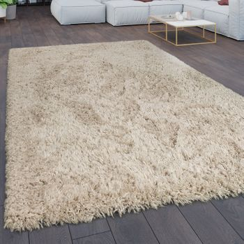 Rug Living Room Shaggy Deep Pile Flokati Moderns In Various Sizes and Colours – Bild 2