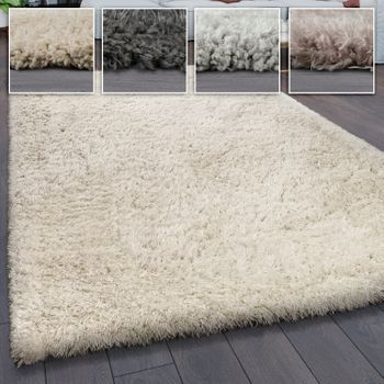 Deep Pile Rug Flokati Various Colours and Sizes