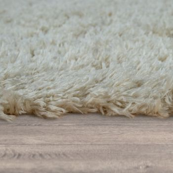 Deep Pile Living Room Rug Washable Shaggy Plain In Various Sizes And Colours – Bild 6
