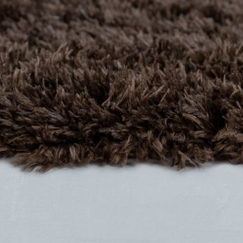 Modern Bath Mat Bathroom Rug Shaggy Soft In Various Sizes And Colours – Bild 3