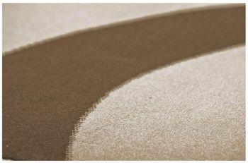 Designer Rug - Contemporary - Cream Ivory Beige – Bild 2
