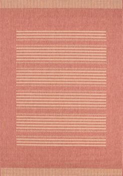 Sisal Effect Rug - Natural Look - Orange Terracotta – Bild 5