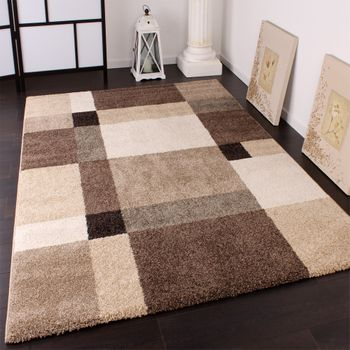 Woven Rug - Heavy - Brown - 240cm x 340cm