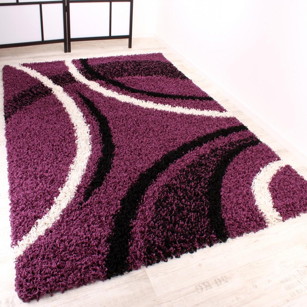 shaggy hochflor hochflor teppiche. Black Bedroom Furniture Sets. Home Design Ideas
