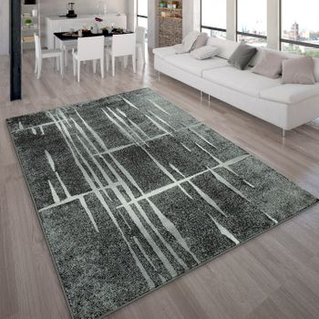Modern Designer Carpet Grey Black White Style Top Quality At Top Price