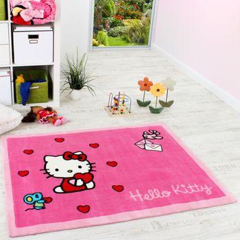 Hello Kitty Teppich Freunde