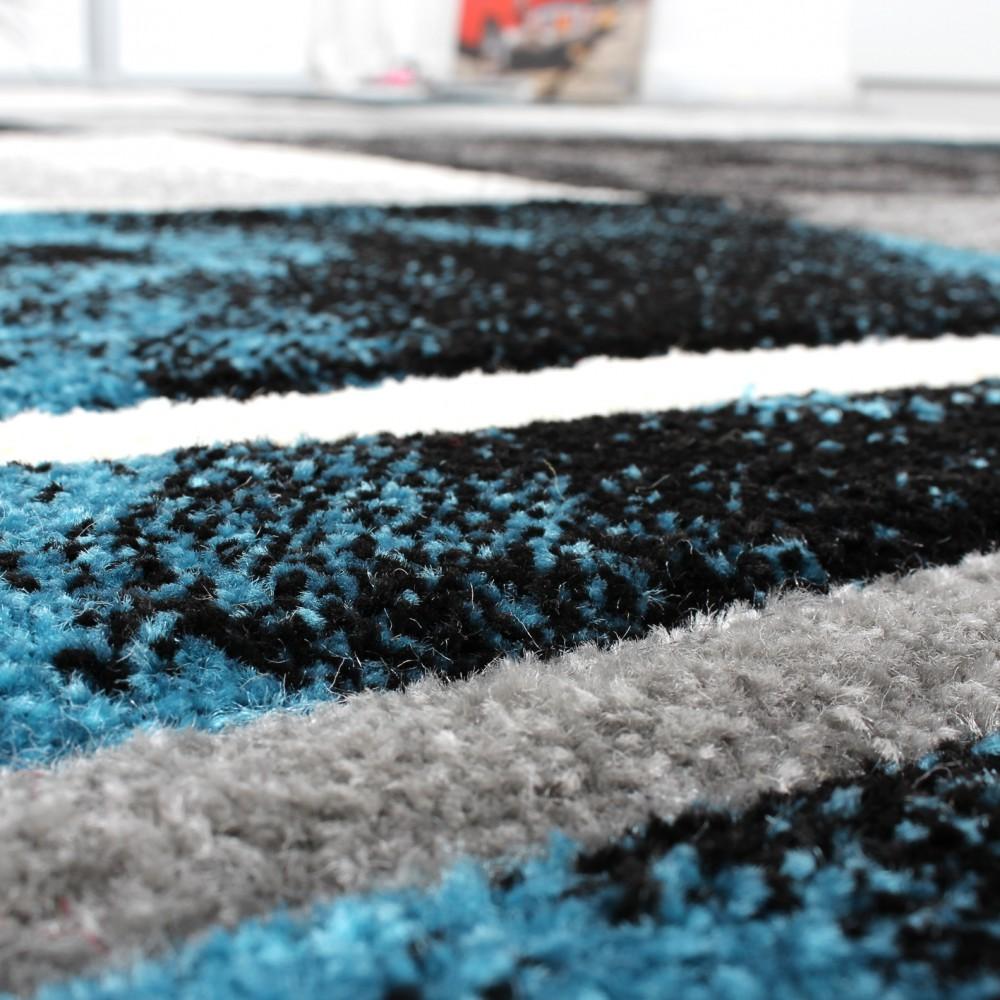 Teppich Marmor Optik Turkis Design Teppiche