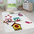 Children's room Owls rug 001