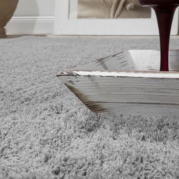 Shaggy Carpet High Pile Long Pile High Quality Yet Affordable In Grey – Bild 3