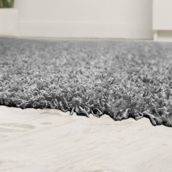 Shaggy High-Pile Rug Charcoal Great Price CLEARANCE SALE – Bild 2