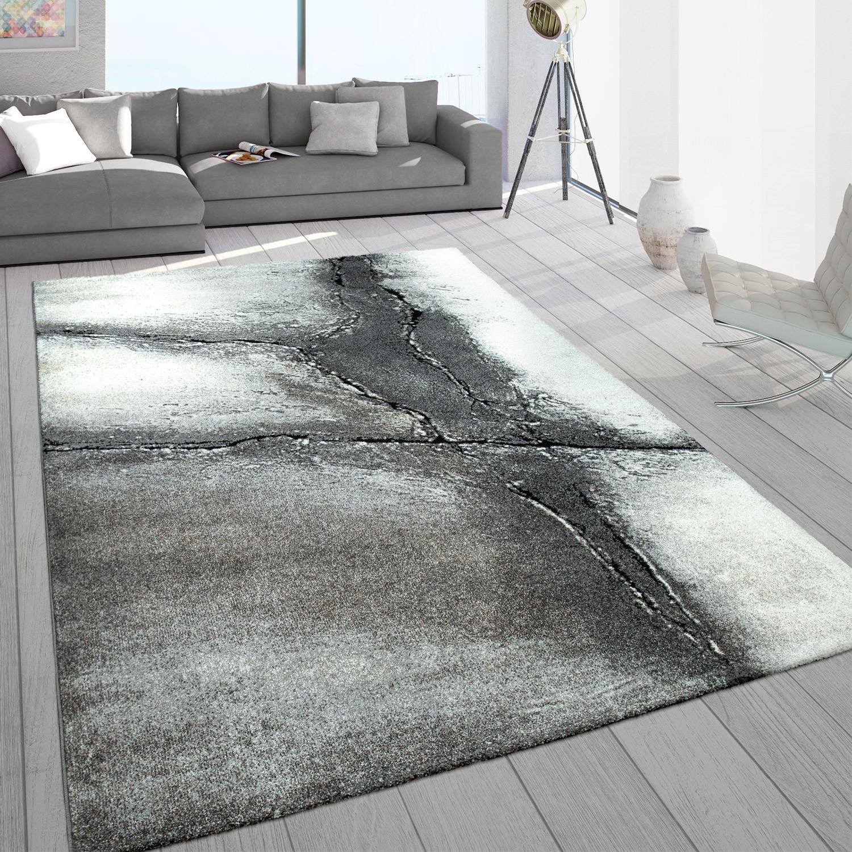 Teppich Wohnzimmer Holz Optik Natur Braun