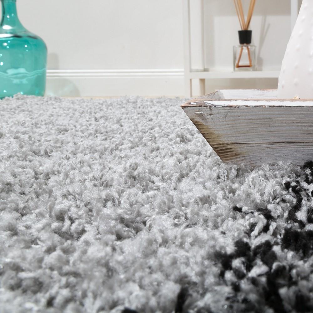 shaggy teppich hochflor langflor weich geometrisch gemustert verschied farben teppiche hochflor. Black Bedroom Furniture Sets. Home Design Ideas