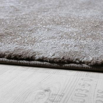 Designer Teppich Wohnzimmer Teppiche 3D Edel Shabby Chick Vintage Beige Creme – Bild 2