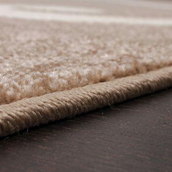 Designerteppich Modern Gemustert in Beige Creme Top Qualität AUSVERKAUF – Bild 3