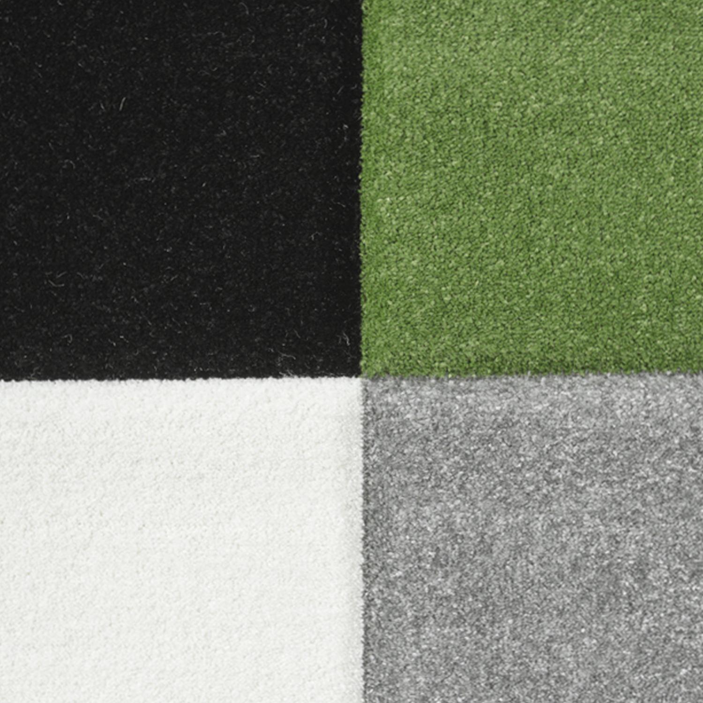 teppich modern wohnzimmer gr252n ausverkauf ausverkauf