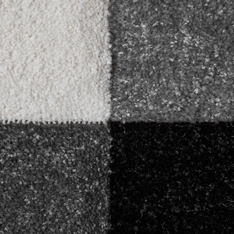 teppich modern wohnzimmer grau ausverkauf ausverkauf. Black Bedroom Furniture Sets. Home Design Ideas
