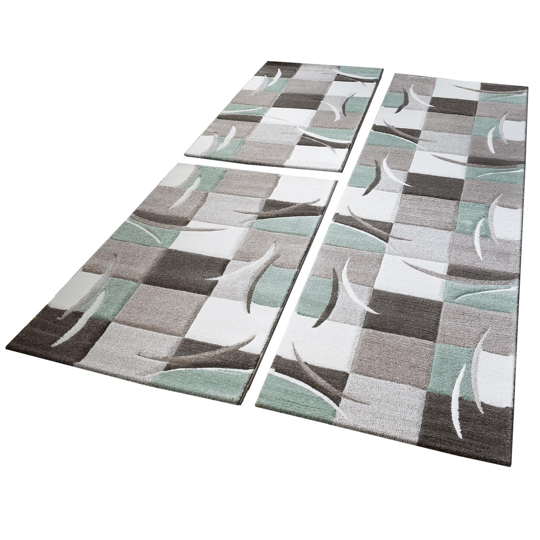 Scendiletto passatoia tappeto taglio sagomato quadro - Tappeti scendiletto ...