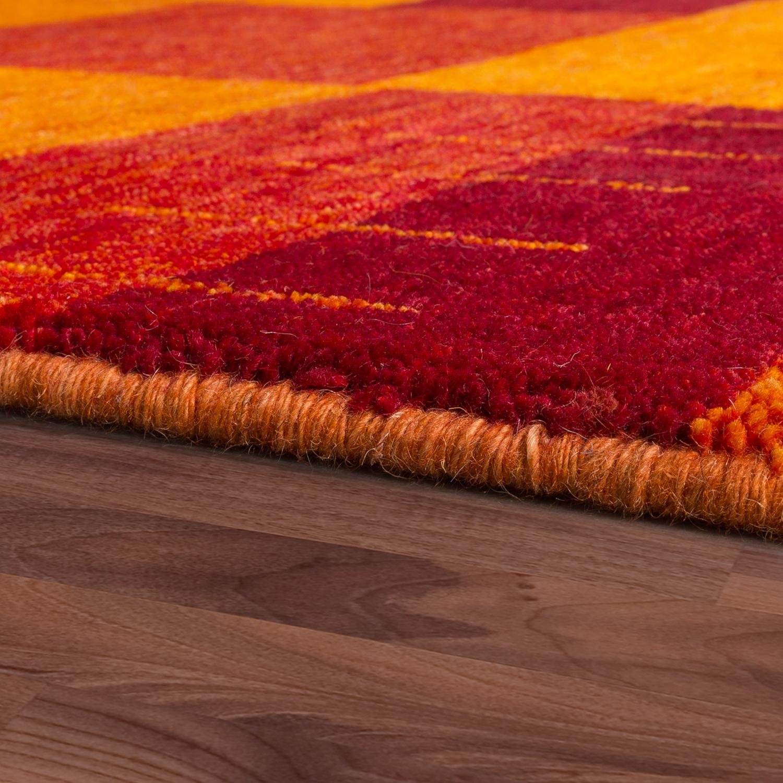 tapis fait main gabbeh haut de gamme chin 100 laine carreaux multicolore tapis tapis en. Black Bedroom Furniture Sets. Home Design Ideas
