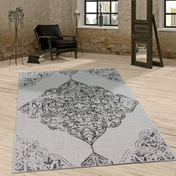 Indoor & Outdoor Rug Vintage Grey