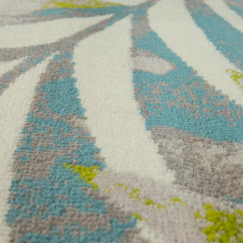 designer teppich wohnzimmer ausgefallen farbkombination jungle design mehrfarbig teppiche. Black Bedroom Furniture Sets. Home Design Ideas