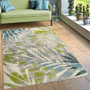 Designer Rug Floral Multicolour